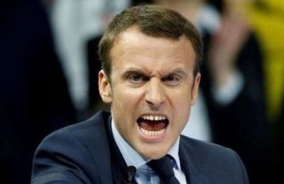 Virulente critique de Macron envers les abstentionnistes et Le Pen  ! (Vidéo)