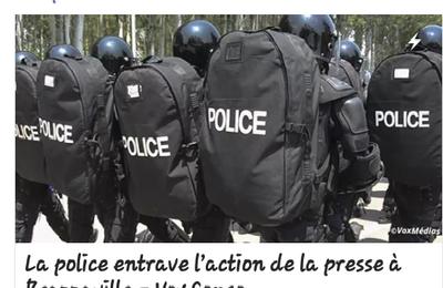 Brazzaville, la police enlève une journaliste dans la rue (Mondafrique)