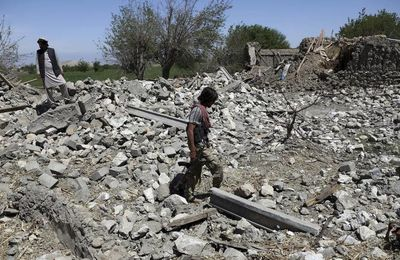 Here's the sad news of what 'mother of all bombs' did for U.S. fight in Afghanistan (Mc Clatchydc)