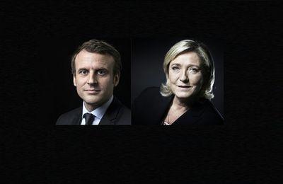 Macron hué à Albi, Le Pen reçoit des oeufs en Bretagne (Vidéos)