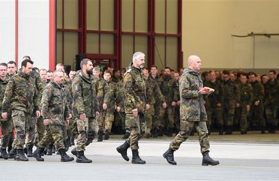 Nouvelles arrestations de soldats allemands dans l'affaire du complot terroriste néonazi (WSWS)