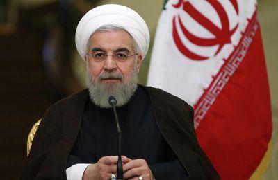 Rohani réélu dès le premier tour à la présidence iranienne (Reuters)