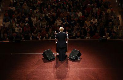 Le discours intégral du président Trump en Arabie saoudite (Vidéo)