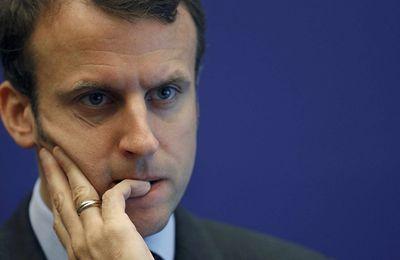 Macron: l'hiver vient... (Russeurope)