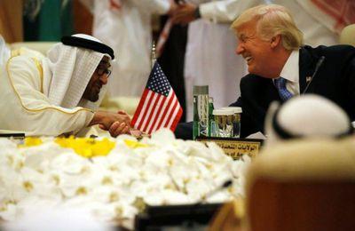 Riyad, Donald Trump parle du terrorisme, pas de l'islam (Voltaire.net)