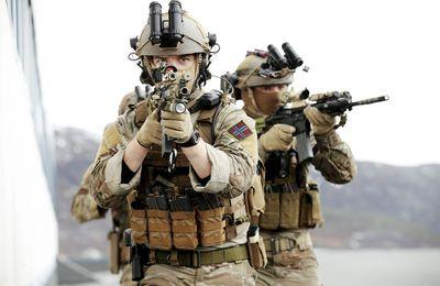 L'armée norvégienne est entrée dans le sud Syrien pour aider les rebelles en péril à la frontière (Almasdar News)