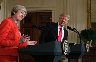 Le guide de May & Trump pour faire la guerre et semer la terreur (Countercurrents.org)