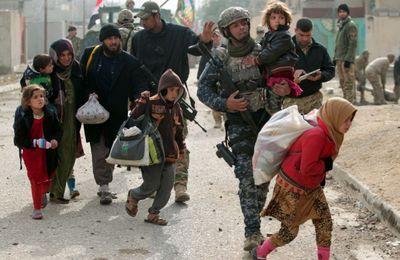 L'armée irakienne soutenue par les États-Unis utilise des « tactiques d'annihilation » à Mossoul (WSWS)