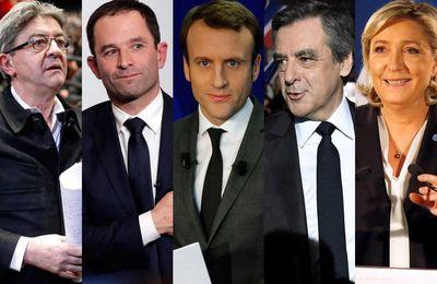 Elections législatives françaises J-10. LREM à 31%, FN à 18%, LR à 18%, FI à 11% et PS à 10%.