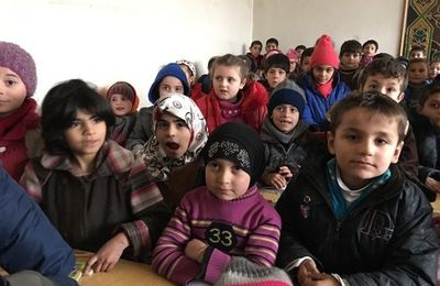 Whose Children?  A World that Cares Little for Civilian Victims of War (Counterpunch)