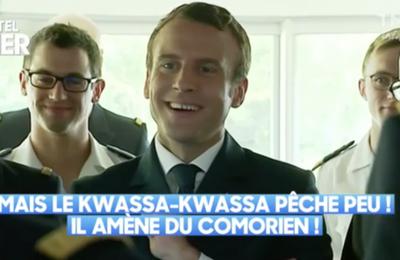 Quand Macron ricane des naufragés de la Françafrique (Mondialisation.ca)