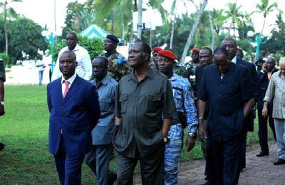 Côte d'Ivoire : secrets de guerre (JAI)