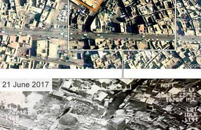 Une vidéo montre la destruction de l'ancienne mosquée Al Nouri à Mossoul (Vidéo)
