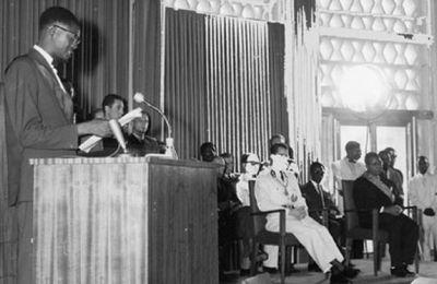 Discours d'indépendance de Lumumba, le 30 juin 1960 [Vidéos]