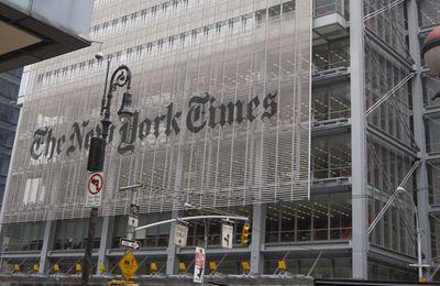 Le New York Times et le Washington Post envoient leurs meilleurs journalistes se briefer aux folies de cinq heures. (Moon of Alabama)