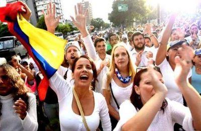 Venezuela : la rébellion des riches (La Tabla.com)