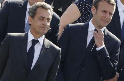 Le dîner secret des couples Macron et Sarkozy à l'Élysée (Le Figaro)