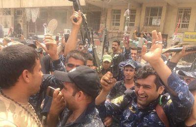 À Mossoul, c'est lorsqu'ils se déshabillent qu'on reconnaît les résistants à l'EI... (OLJ)