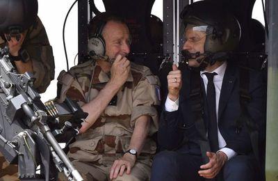 France : démission du chef d'état-major des armées, en conflit avec Macron (AFP)