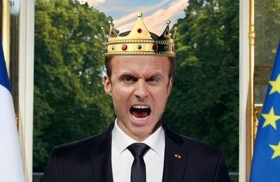 Pourquoi un Macron's Watch ?