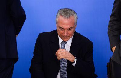 Au Brésil, Temer accusé de brader l'Amazonie pour sauver son mandat (AFP)