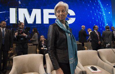 L'étrange soutien appuyé du FMI à Macron (Mediapart)