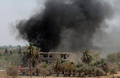Raid aérien US sur un hôpital à Deir ez-Zor en Syrie (Press TV)