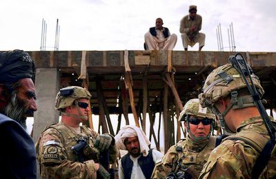Blackwater 2.0: Afghanistan Needs a Political Settlement, Not Mercenaries (American Herald Tribune)