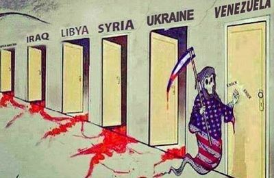 [Et ça recommence…] Propagande de guerre au Venezuela (Les Crises)