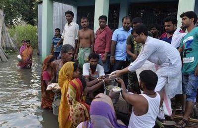 Et les inondations en Asie du sud, on en parle ? (7 sur 7.be)