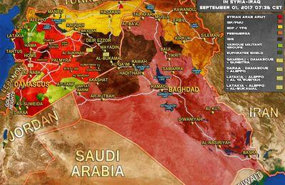 Selon des déserteurs de l'ASL, les forces soutenues par les USA dans le sud-est de la Syrie vendent des armes à l'EI (Southfront)