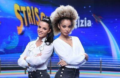 """""""La blonde est noire"""": racisme au royaume des pin-ups italiennes (AFP)"""