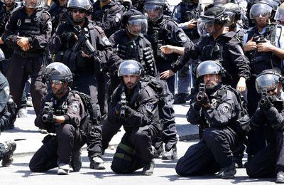 Les forces de sécurité israéliennes forment des policiers étatsuniens malgré un passé chargé en violation des droits humains (The Intercept)