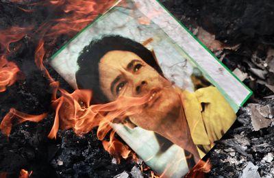 Kadhafi a-t-il été exécuté par la France ? (Le Point)