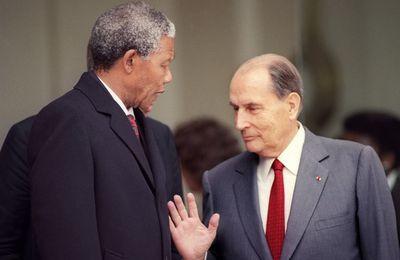 La France et l'apartheid : Une boîte noire qu'Hennie van Vuuren voulait ouvrir  (Courrier international)