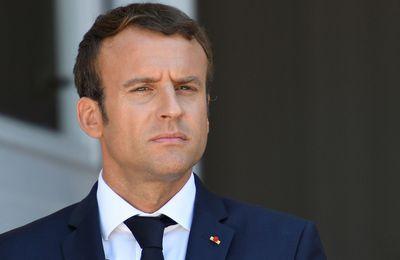 Popularité : Macron inverse la courbe et gagne cinq points (JDD)