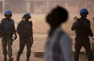 « En Centrafrique, on ironise sur nos morts » (Survie)