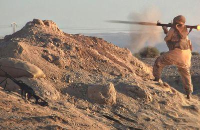 L'EI mène des attaques à partir de zone sous contrôle étatsunien près de la base d'Al-Tanf - selon le Ministère de la Défense russe  (RT)