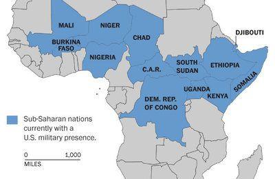 Niger : Les guerres secrètes des Etats-Unis (Socialistbanner)