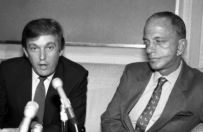 Roy Cohn, le mentor de Donald Trump (Triangle)
