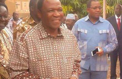 """Le Burkina va demander à Paris l'extradition de François Compaoré """"dès ce soir"""" (AFP)"""
