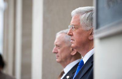 GB: accusé de harcèlement sexuel, le ministre de la Défense, Michael Fallon démissionne (AFP)