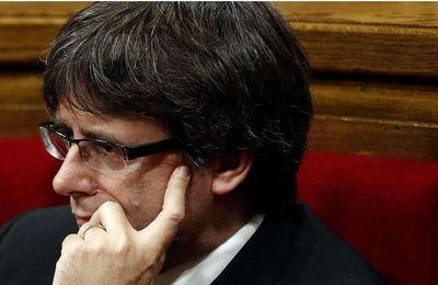 Catalogne : Puigdemont reste à Bruxelles et refuse de déposer à Madrid, confirme son avocat (AFP)