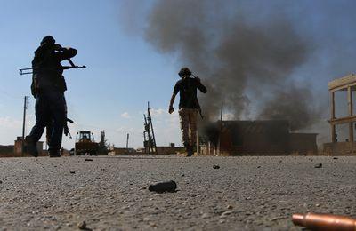 Révélation. Accord secret à Raqqa pour l'exfiltration de l'Etat islamique (BBC)