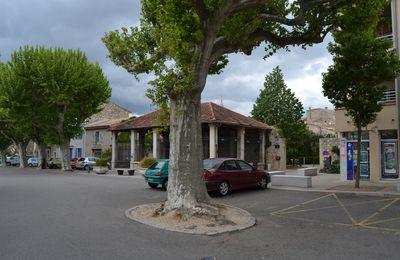 """Le Lavoir """"clôturé"""" De Donzère (Drôme 26)"""