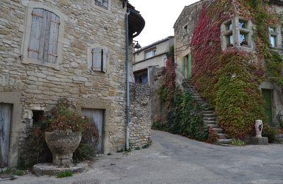 Le Trapetum de Chamaret (Drôme 26)