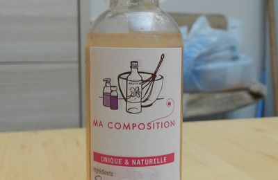 Spray hydratant capillaire #3