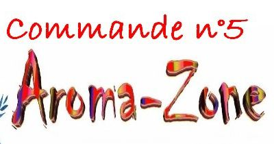 Commande Aroma-Zone #5