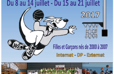 CAMPS BASKET C.B.A (Vire Normandie) 2017