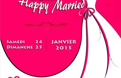 Salon du mariage Happy Married